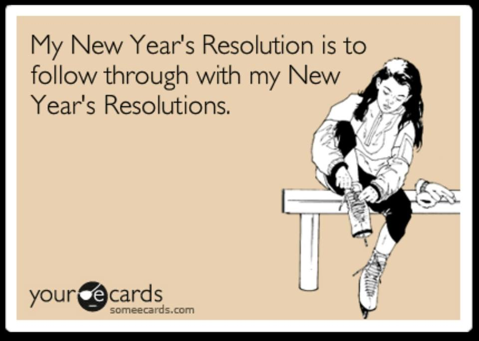 The Truth About New Yearu0027s Resolutions