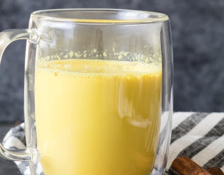 Turmeric Milk - Kroll's Korner