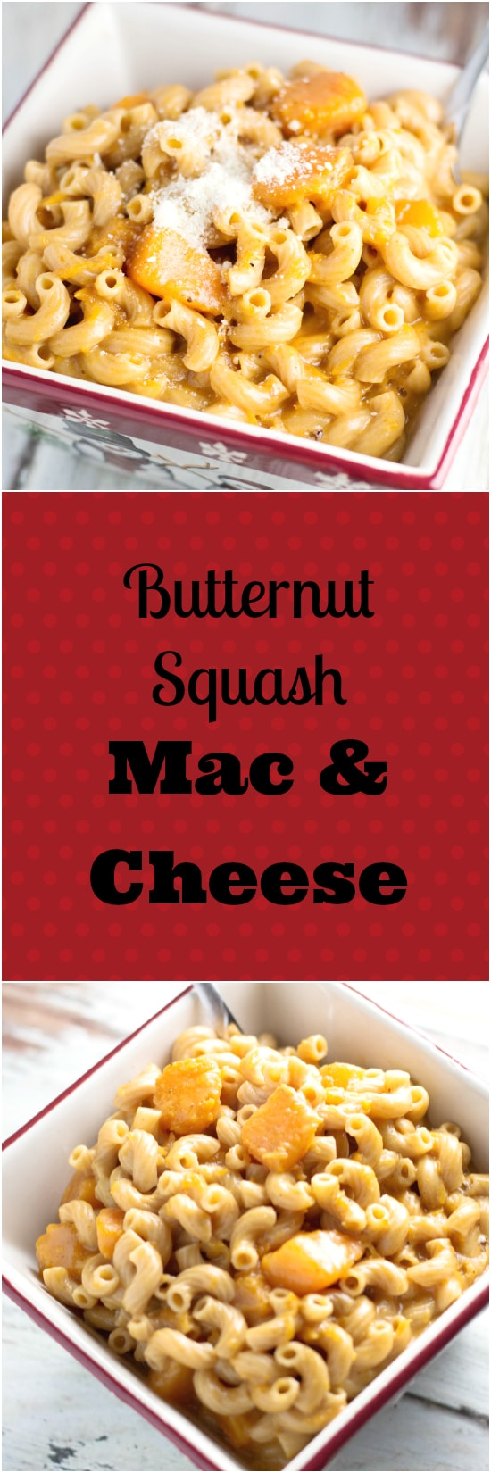 Butternut Squash Mac and Cheese. SO GOOD! Krollskorner
