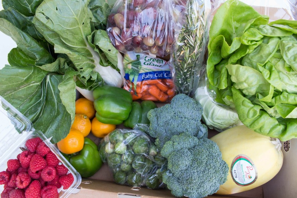 Farm to Families Fresh Produce Box by 1st Quality Produce
