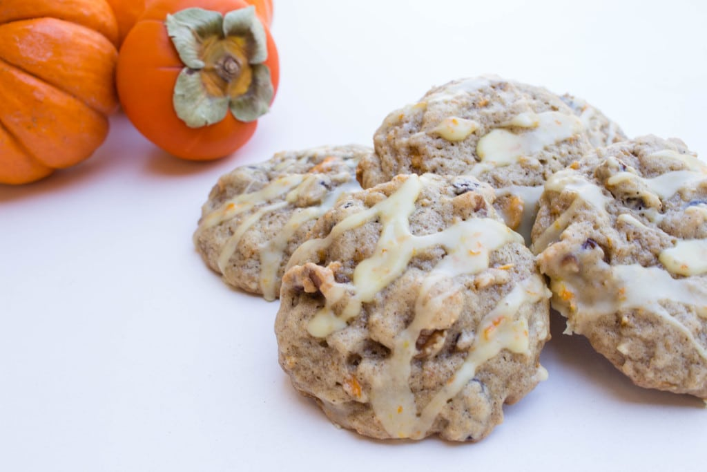 Persimmon Cookies - Such a perfect treat for the holiday season ...