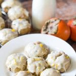 Persimmon Cookies are a holiday must! |Krollskorner.com