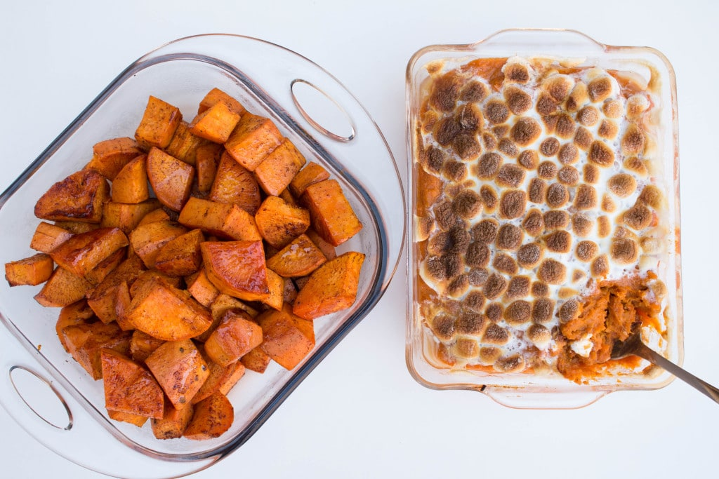 Sweet Potato Casserole Cook Off!