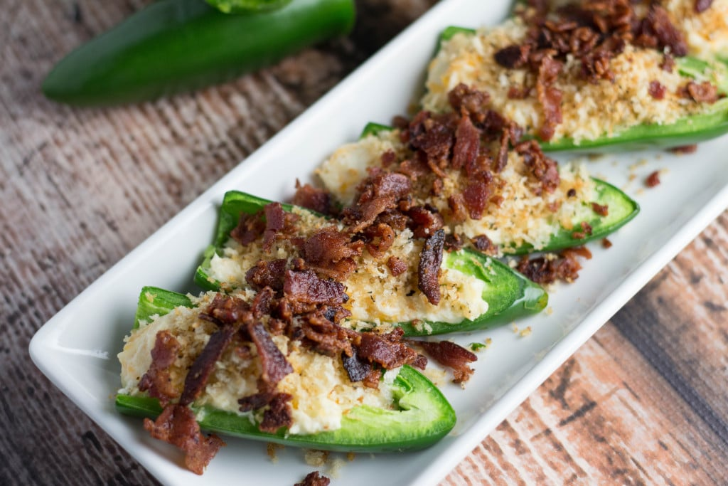 Slim Super Bowl Jalapeno Poppers using 1st Quality Produce| Krollskorner.com