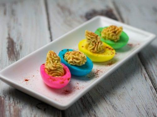 Kid Friendly Easter Deviled Eggs Kroll S Korner