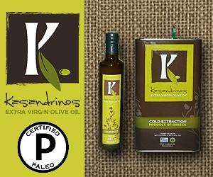 Kasandrinos Olive Oil! http://www.kasandrinos.com/