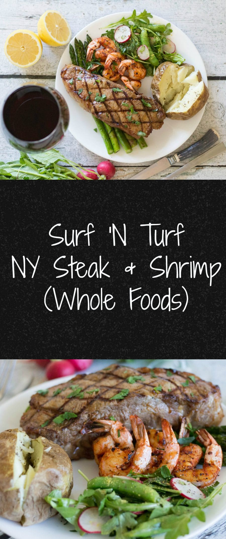 Whole Foods Market sets you up for Grilling Season! Try out this Surf 'N Turf recipe for Father's Day weekend! |Krollskorner.com