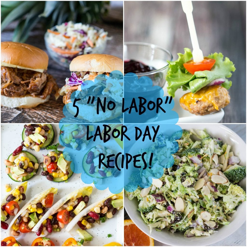 Must have recipes for your Labor Day party! |Krollskorner.com