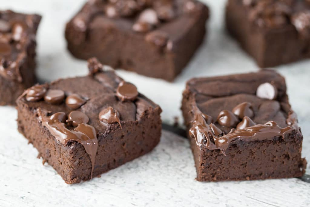You won't believe these bad boys are made with avocado and black beans...some might say it's almost like you're eating a salad! Krollskorner.com