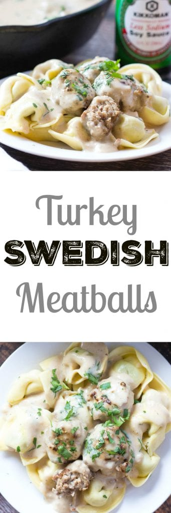 Sodium Saving Swedish Meatballs to the rescue! Delicious over rice or your favorite pasta! #Sponsored