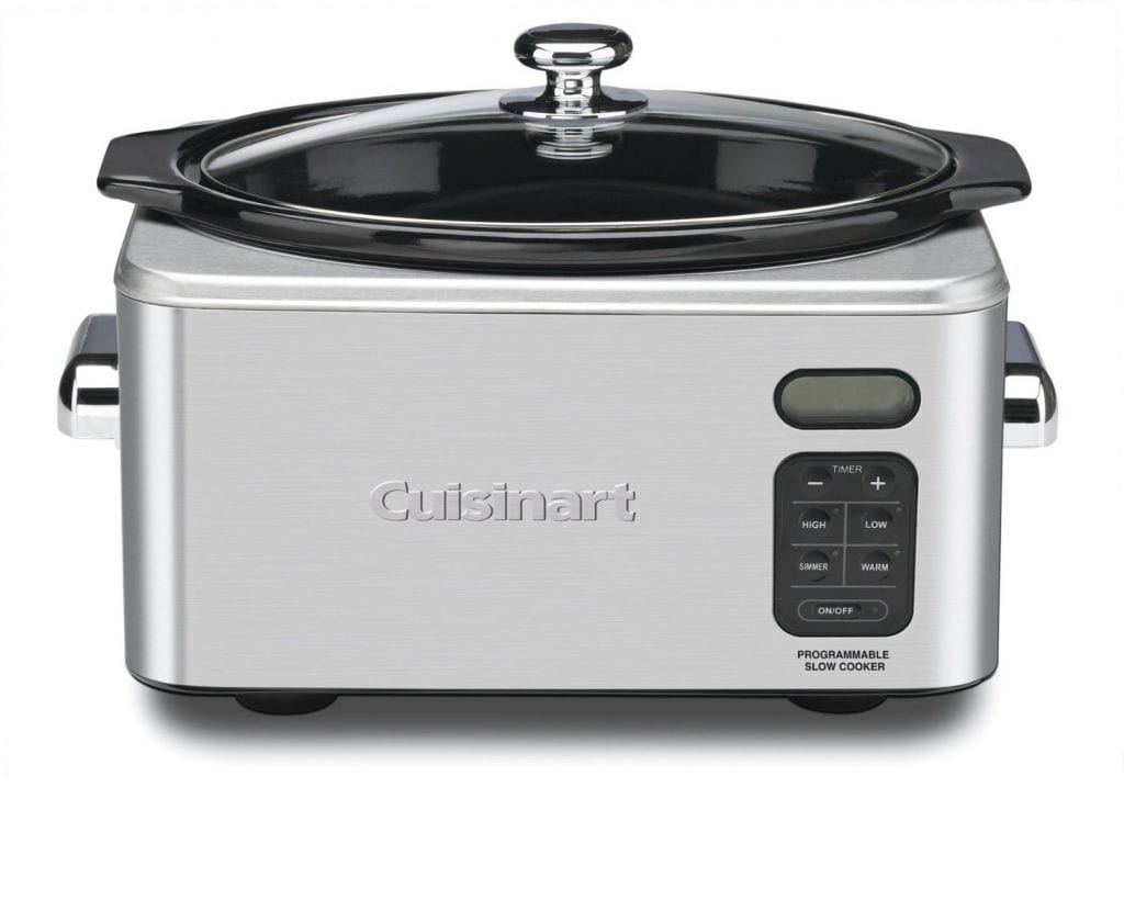 Cuisinart Crock Pot | My top 8 favorite kitchen gadgets | krollskorner.com