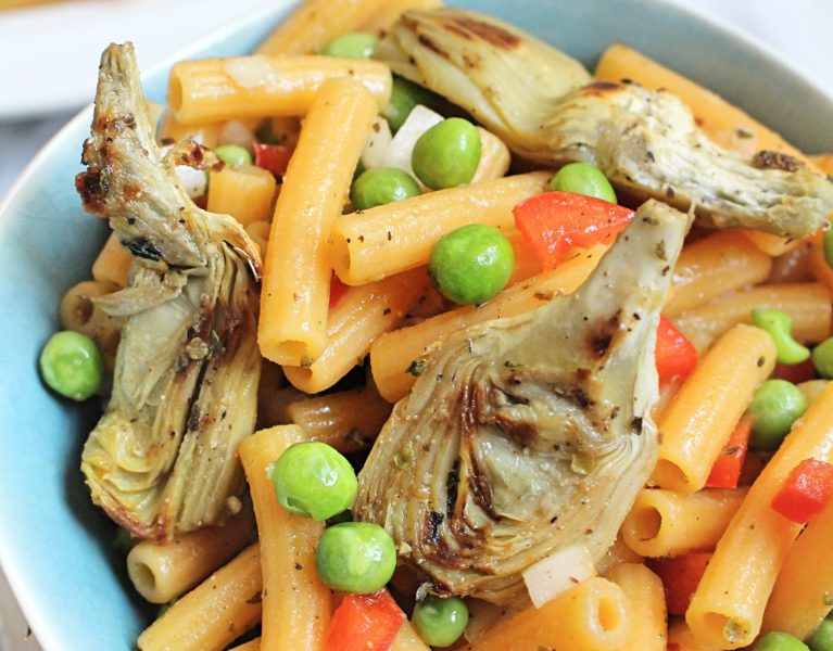 Spring Pasta Salad - citnutritionally.com
