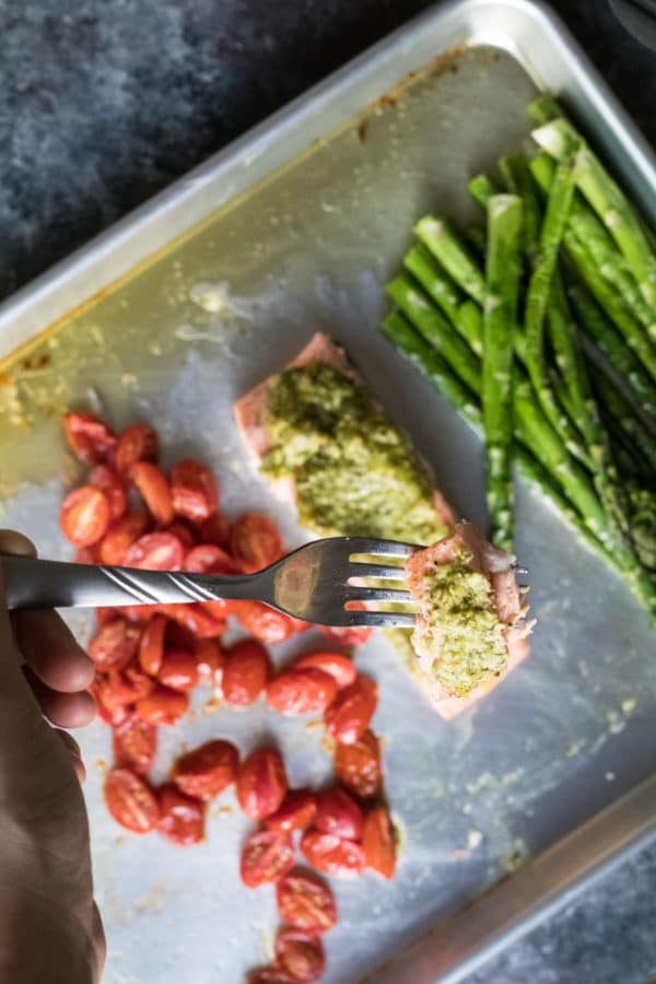 Sheet Pan meals are a fantastic way to make weeknight meal times easy and nutritious! Plus, clean up is a breeze!krollskorner.com