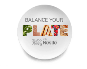 "Nestle USA launches ""Balance Your Plate"" nutrition education campaign to help consumers achieve a healthy, convenient diet"