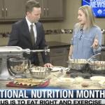 National Nutrition Month Kroll's Korner