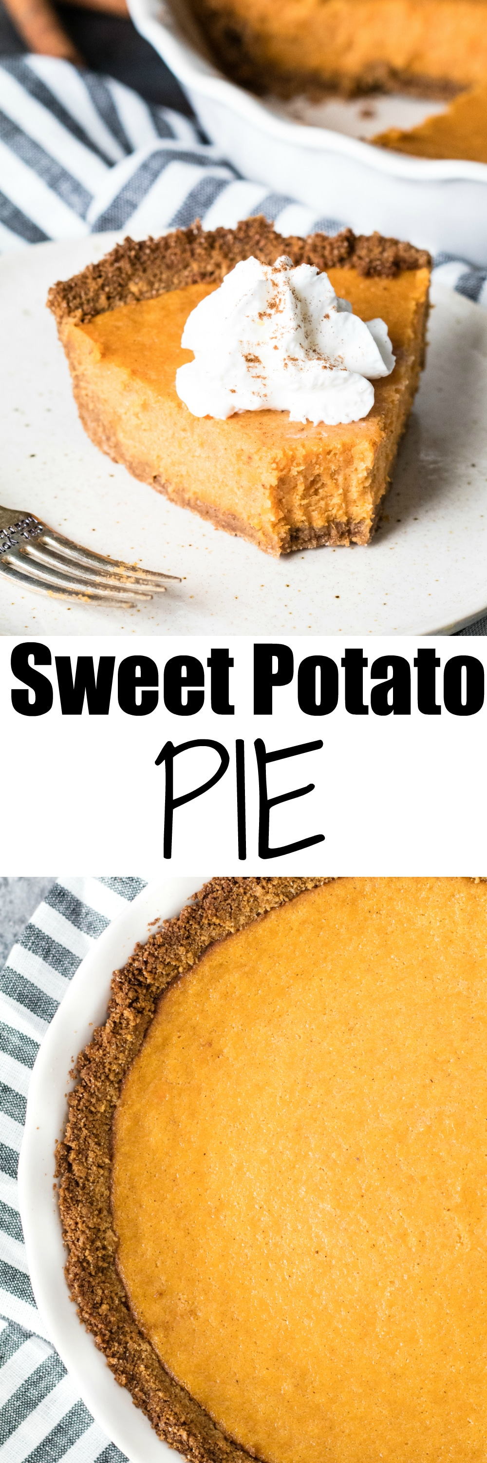 Easy Sweet Potato Pie Recipe (So Simple!) | Kroll's Korner