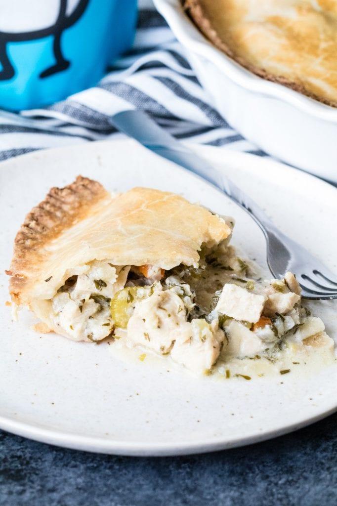 #Sponsored| The Best Homemade Chicken Pot Pie to celebrate National Pie Day! Nuts.com #KrollsKorner