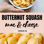 mac and cheese with butternut squash