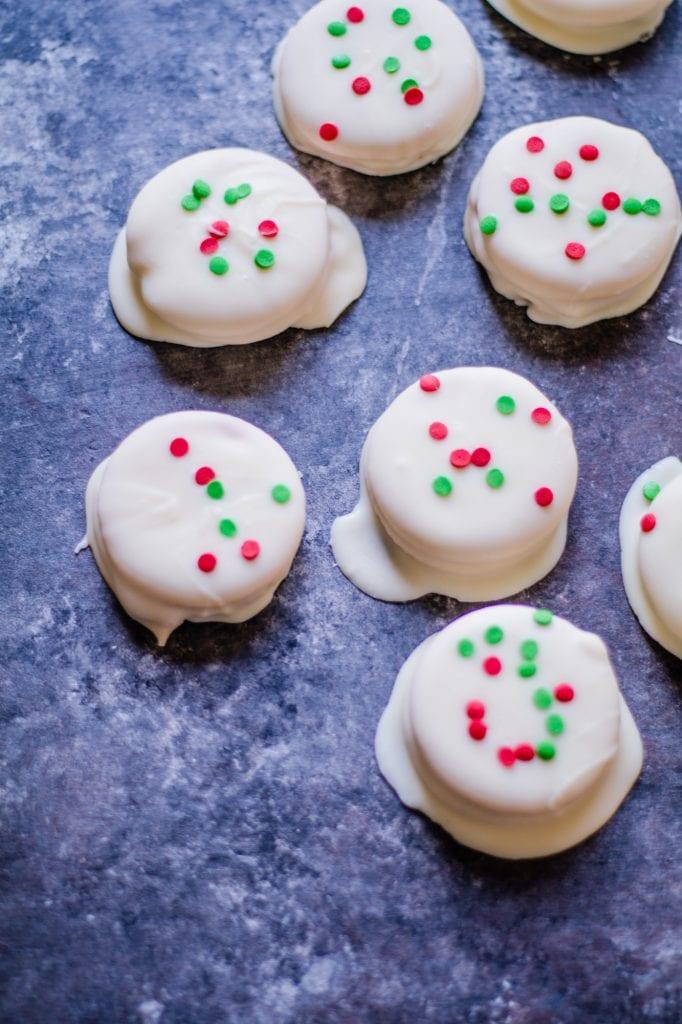 Ritz Cracker White Chocolate Christmas Cookies Kroll S Korner